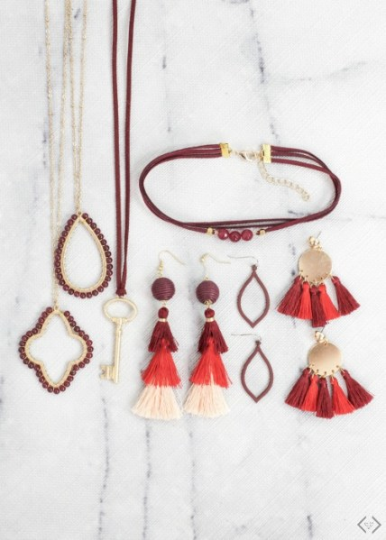 2 Jewelry Items for 50% Off (Start at 2 for $10)