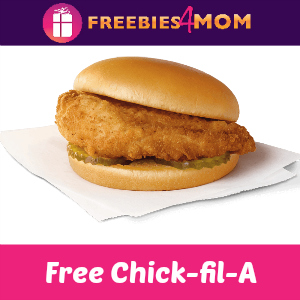 Free Chick-fil-A (Houston Only)