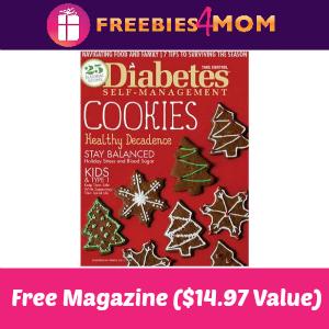 Free Diabetes Self Management Magazine