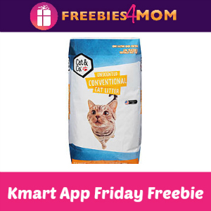 Free Cat & Co. Litter at Kmart