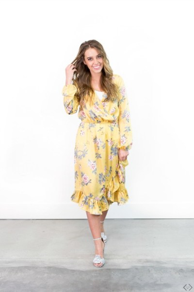 All Floral on Sale (Shoes, Tops & More!)