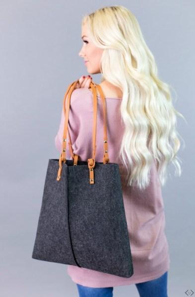 Tote Bag + 2 Winter Accessories $19.99