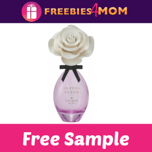 Free Sample Kate Spade Fragrance