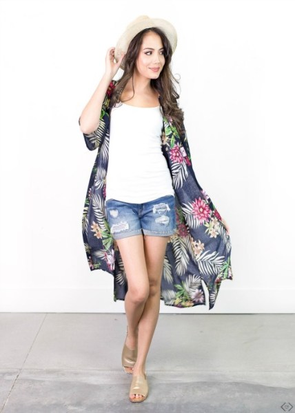 40% off Kimonos (Starting at $11.97)