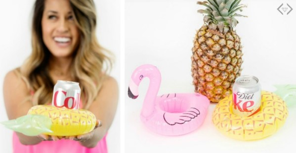 40% Off Tropical Pieces + Free Drink Floatie