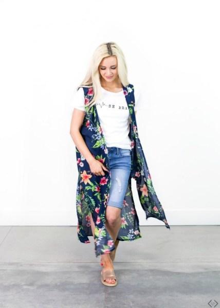 40% off Summer Dusters & Kimonos