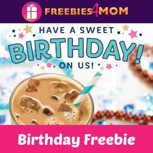 Free Iced Coffee at Cinnabon on Birthday