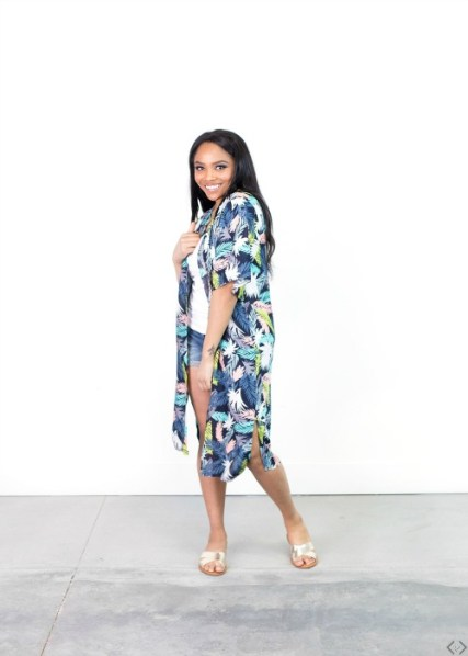 40% off Summer Dusters & Kimonos
