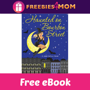Free eBook: Haunted on Bourbon Street
