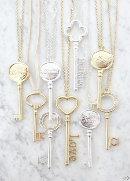 Necklaces 2 for $12 ($30 Value)