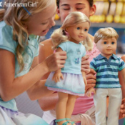 American Girl Bloom with Truly Me