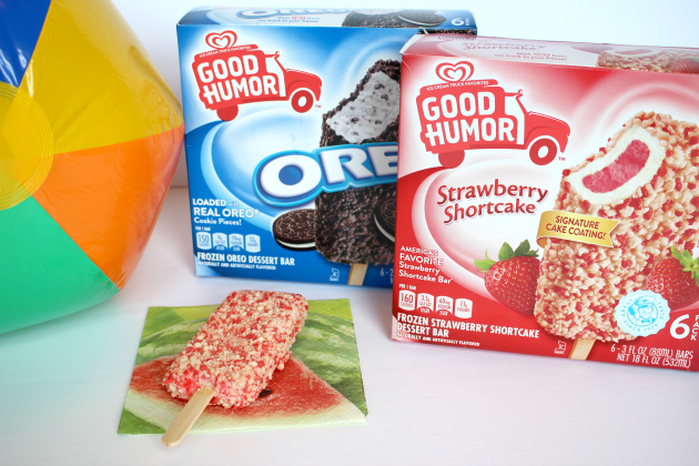 Sweet Summer Adventure Sweepstakes from Good Humor