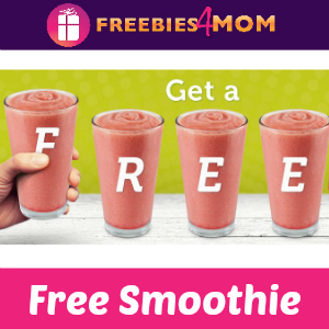 Free Smoothie at Planet Smoothie June 21