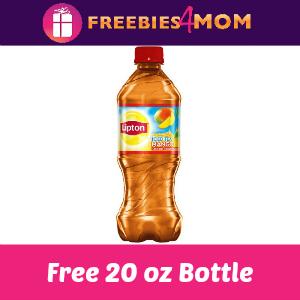 Free Bottle Lipton Iced Tea June 10