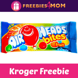 Free Airheads at Kroger