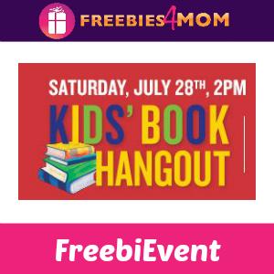 Free Kids' Book Hangout at Barnes & Noble