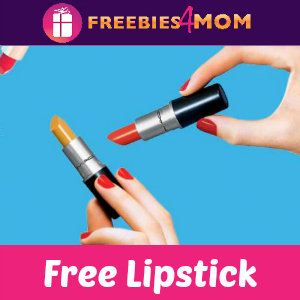 Free Lipstick at MAC Stores July 29