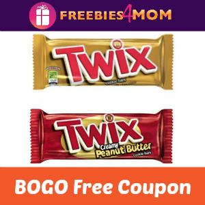 Coupon: BOGO Free Twix Variant