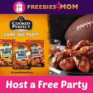 Host a Free Cooked Perfect Party