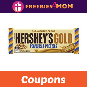 Coupons: Save on Hershey's Gold