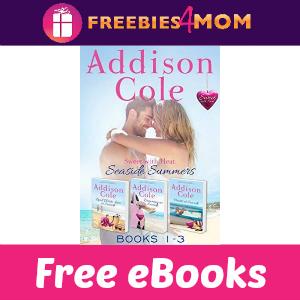 Free eBook: Sweet with Heat Books 1-3
