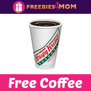Free Coffee at Krispy Kreme Sept. 29