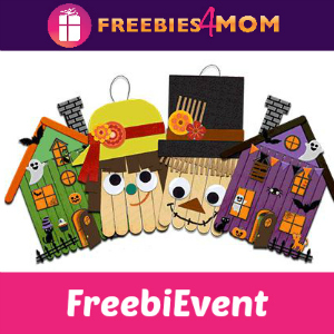 Free JCPenney Kids Zone Halloween Activity