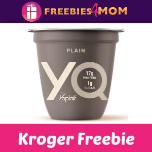 Free YQ by Yoplait at Kroger