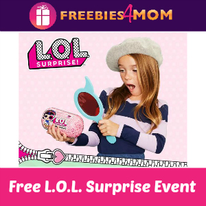 Free L.O.L. Surprise Event at Target Nov. 10