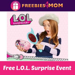 Free L.O.L. Surprise Event at Target Nov. 10
