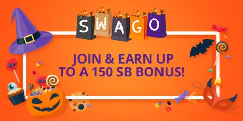 Swagbucks October Swago Game