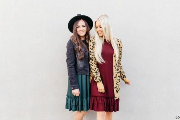 40% off Fall Dresses
