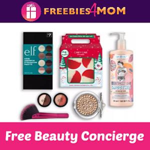 Free Target Beauty Concierge Dec. 1