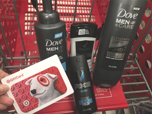 Men's Unilever Products Deal at Target