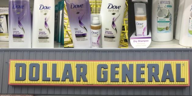Dove Volume & Fullness at Dollar General