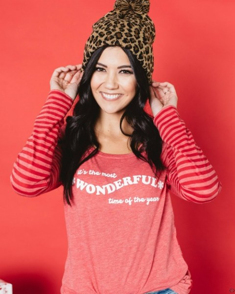 Holiday Tees 2 for $30 ($60 Value)