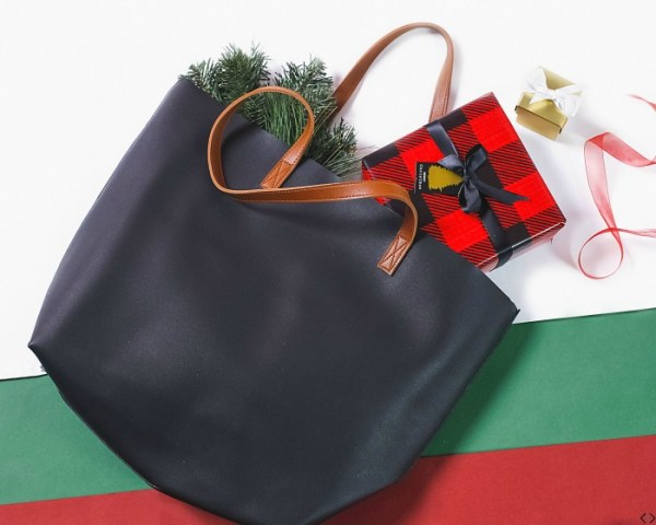 Vegan Leather Tote $24.95