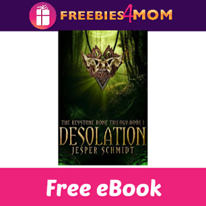 Free eBook: Desolation ($2.99 Value)
