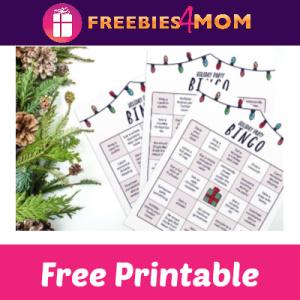 Free Christmas Party Games Printable