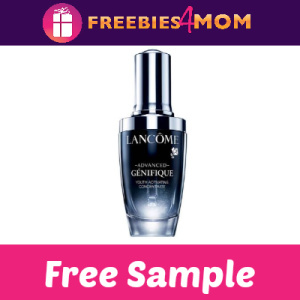 Free Sample Advanced Génifique by Lancôme
