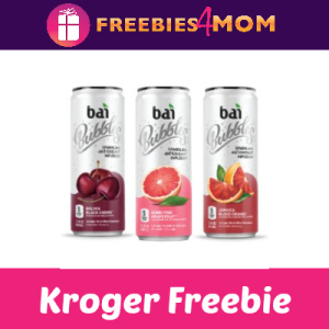 Free Bai Bubbles at Kroger