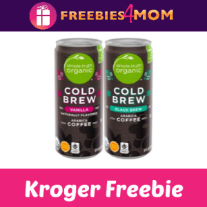 Free Simple Truth Organic Ready to Drink Coffee