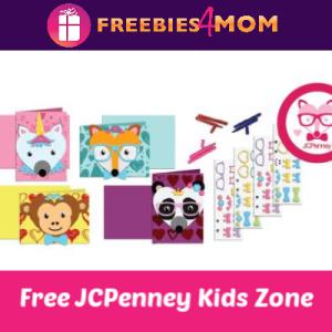JCPenney Kid Zone Design Valentine Cards