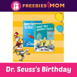 Dr. Seuss's Birthday at Target Mar. 2