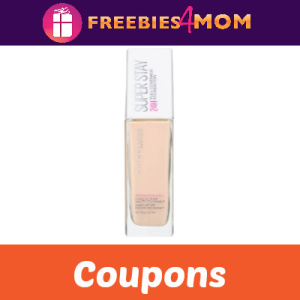 Coupon: Maybelline Liquid Foundation