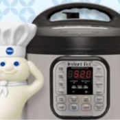 Pillsbury Instant Pot Pressure Cooker