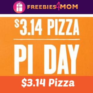 Any Pizza $3.14 at Blaze Pizza March 14
