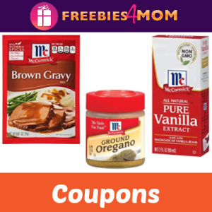 Save on McCormick Gravy, Extracts & More!