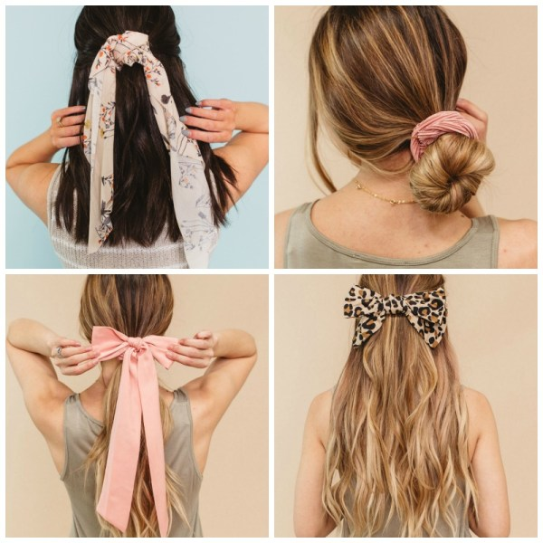 2 for $12 Hair Accessories