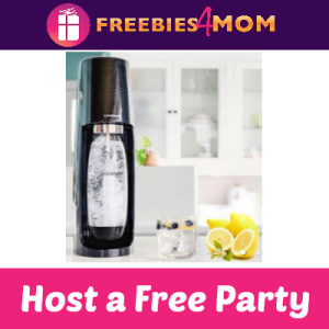 Free SodaStream House Party (Select States)